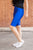 Bermuda Leggings | Royal Blue - MOB Fashion Boutique