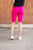 Bermuda Leggings | Hot Fuchsia - MOB Fashion Boutique