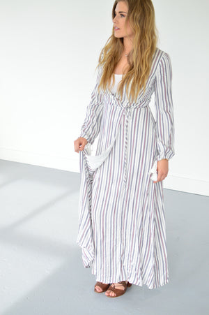 Rebecca Wrap Maxi - MOB Fashion Boutique