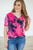 Slouchy Pocket Tee | Tie Die - MOB Fashion Boutique