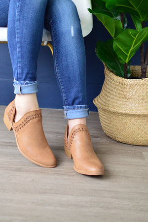 Matilda Booties - MOB Fashion Boutique