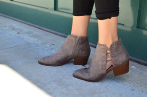 The Criss Cross Bootie - MOB Fashion Boutique