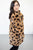 Boujee Faux Leopard Coat - MOB Fashion Boutique