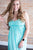 One Night Out Maxi Dress | Mint