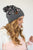 C.C. Beanie and Glove Leopard Set | Two Colors! - MOB Fashion Boutique