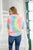 Day in The Life V-Neck Tie Dye Top - MOB Fashion Boutique