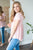 Babydoll Top | Blush - MOB Fashion Boutique