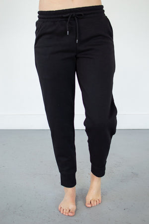 Classic Black Joggers - MOB Fashion Boutique