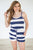 Sailing Through Summer Romper - MOB Fashion Boutique