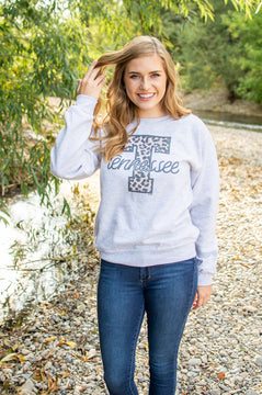 Leopard Tennessee Pullover