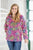 Wild Thing Rainbow Leopard Sherpa - MOB Fashion Boutique