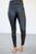 High Waisted Faux Leather Leggings - MOB Fashion Boutique