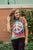 Peace Hippie Tie Dye Tee - MOB Fashion Boutique