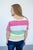 Reversible Stripes Criss Cross Top - MOB Fashion Boutique