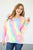 Tie Dye Top | Pastel Tie Dye - MOB Fashion Boutique