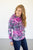 Purple Tie Dye Hoodie - MOB Fashion Boutique