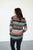 Two Toned Hacci Striped Sweater - MOB Fashion Boutique