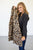 Oversized Leopard Scarf - MOB Fashion Boutique