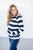Bold Navy Stripes - MOB Fashion Boutique