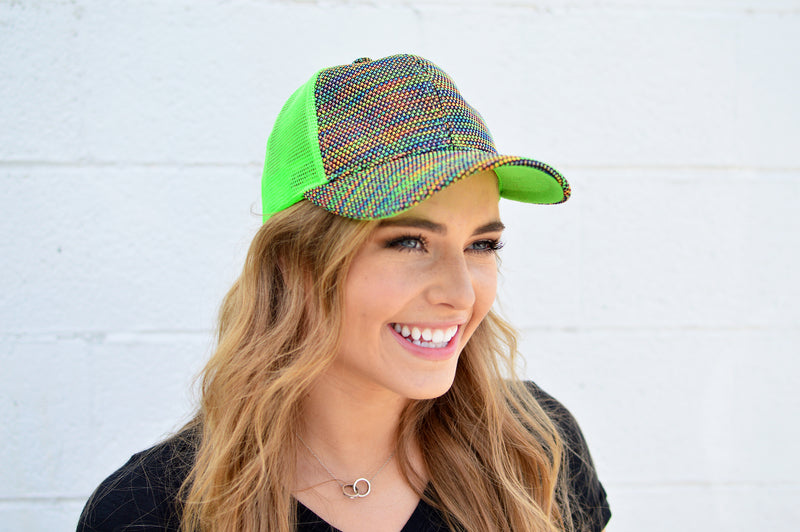 C.C. Multi Color Trucker | 5 Colors! - MOB Fashion Boutique