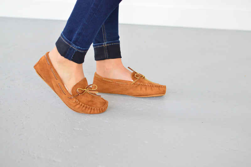 Moccasin Slippers - MOB Fashion Boutique