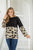 One Night Out Leopard Sweater - MOB Fashion Boutique
