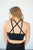 Black Diamond Sports Bra - MOB Fashion Boutique