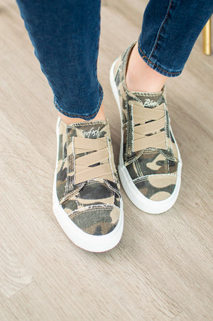 Blowfish Marley Sneakers | Camo - MOB Fashion Boutique