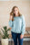 Mint For Each Other Sweater - MOB Fashion Boutique