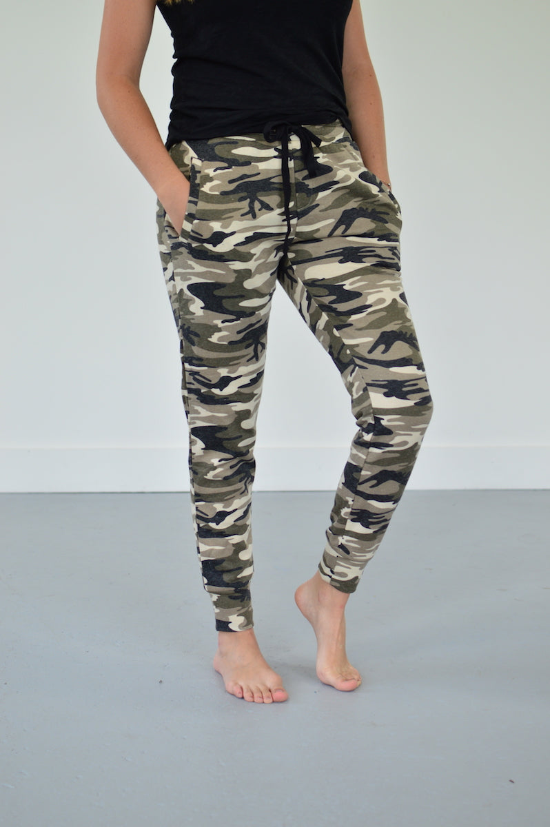 Camo Comfs - MOB Fashion Boutique