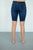 Brandi Bermudas | Dark Wash Light Distress - MOB Fashion Boutique