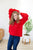 Only For You Pom Sleeve Sweater - MOB Fashion Boutique