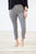 Leopard Grey Skinny Jeans - MOB Fashion Boutique