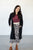 Thermal Knit Cardi | Black - MOB Fashion Boutique