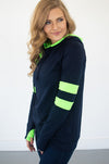 School Pride Varsity Hoodies | 4 Color Combos! - MOB Fashion Boutique