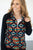 Aztec Half Zip Hoodie - MOB Fashion Boutique