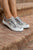 Blowfish Play Sneakers | Gray Gypsy Canvas - MOB Fashion Boutique