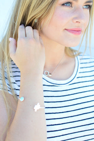 Desert Turquoise Bangle - MOB Fashion Boutique