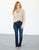Chunky Lace Up Sweater - MOB Fashion Boutique
