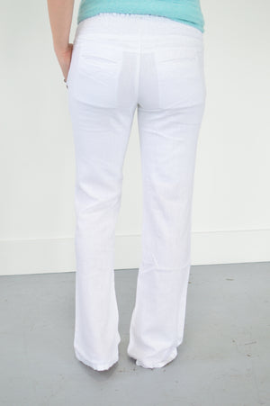 Beach Dayz Linen Pants - MOB Fashion Boutique