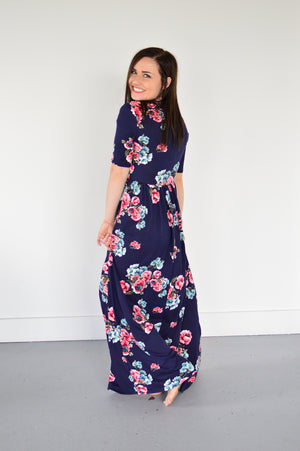 The MOB Maxi | Nursing Friendly Option - MOB Fashion Boutique