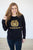 Never Silence Your Roar Sweatshirt | Black - MOB Fashion Boutique