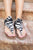 Very G Sparta Sandal | Zebra - MOB Fashion Boutique