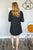 Lounge Dress | Black - MOB Fashion Boutique