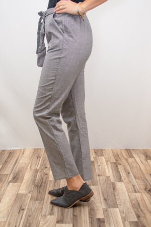 Gingham Trousers - MOB Fashion Boutique