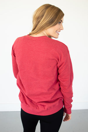 The Mom Bun Pullover - MOB Fashion Boutique