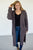 Chunky Mocha Duster Cardi - MOB Fashion Boutique
