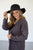 Black Banded Floppy Felt Hat | 5 Colors - MOB Fashion Boutique