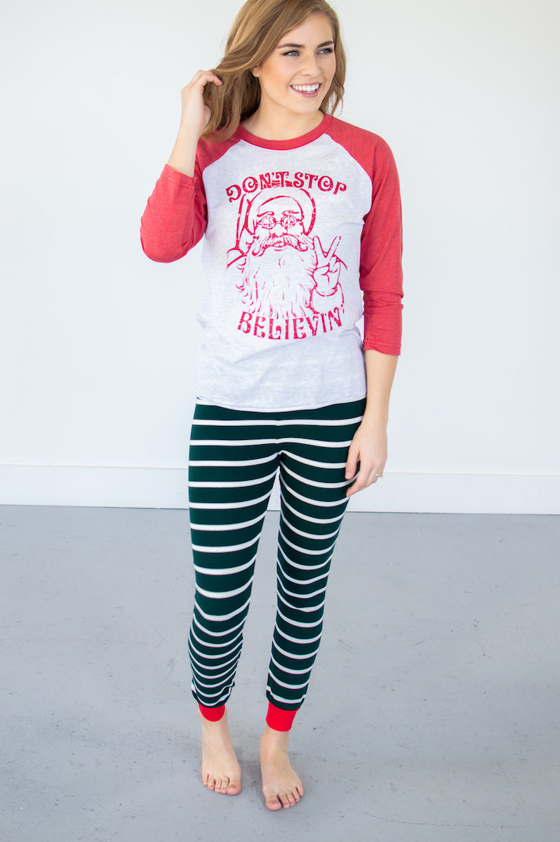 Holiday Joggers - MOB Fashion Boutique