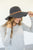 Leather Banded Floppy Felt Hat | 4 Colors - MOB Fashion Boutique
